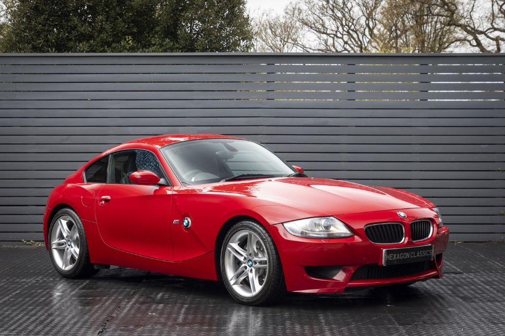 2008 Bmw Z4m Coupe Only 3100 Miles For Sale Classic Cars And Campers