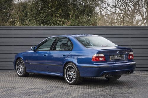 2001 Bmw M5 E39 Saloon For Sale Classic Cars And Campers