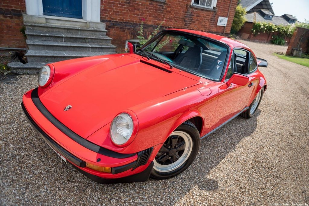 Porsche 911 Sc 1980 For Sale Classic Cars And Campers