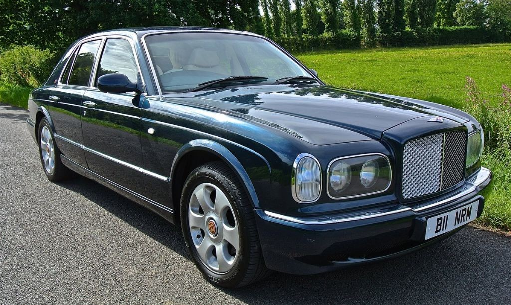 2000 Bentley Arnage T 6 7 For Sale Classic Cars And Campers