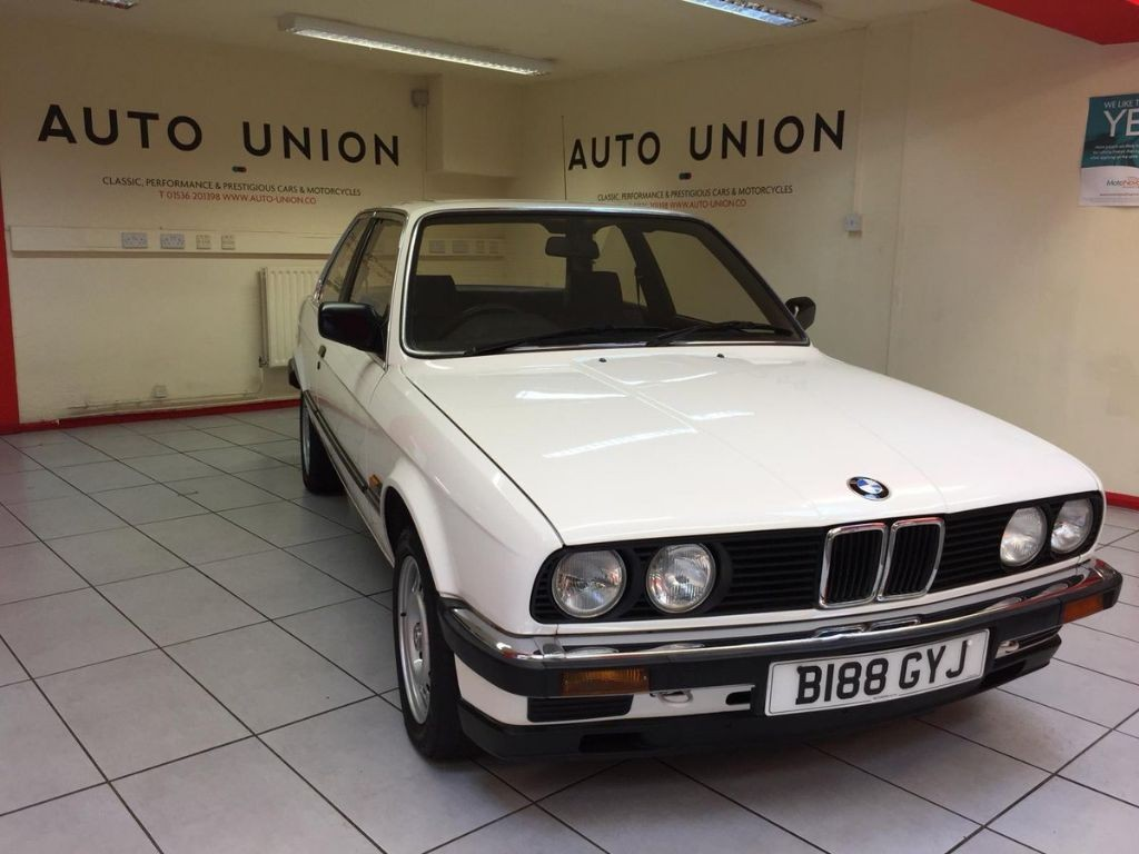 1984 E30 Bmw 320i Automatic For Sale Classic Cars And Campers