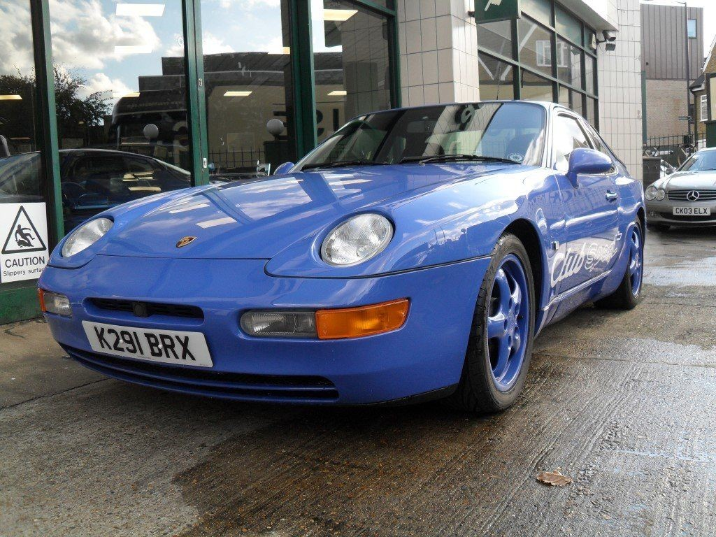 1992 Porsche 968 Club Sport For Sale Classic Cars And Campers