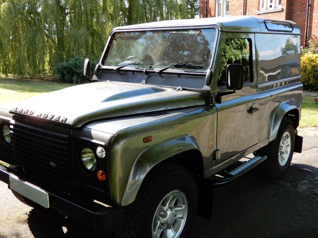 2011 2001 Land Rover Defender 90 County Hard Top For Sale ...