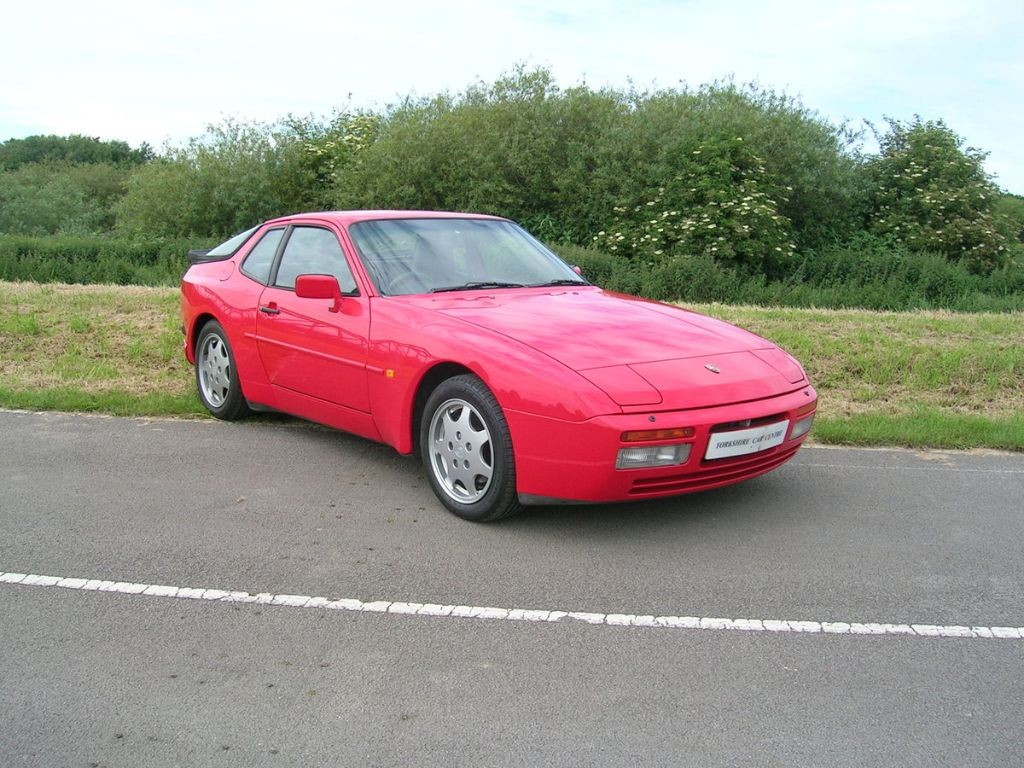 1990 Porsche 944 3 Litre S2 Coupe For Sale Classic Cars And Campers