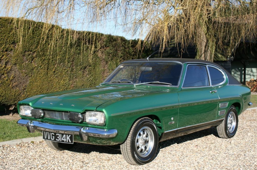 1972 Mk1 Ford Capri 1600 Gt Xlr Svo Very Rare Stunning Condition For Sale Classic Cars And Campers