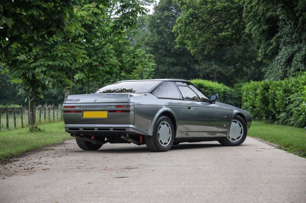 1986 Aston Martin V8 Vantage Zagato Coupe For Sale Classic Cars And Campers