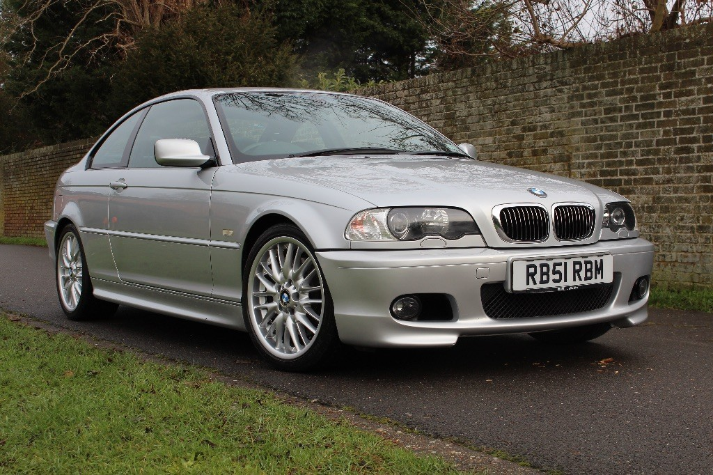 2001 Bmw E46 330ci Sport One Owner From New 50 000 Miles Sold Similar Wanted For Sale Classic Cars And Campers
