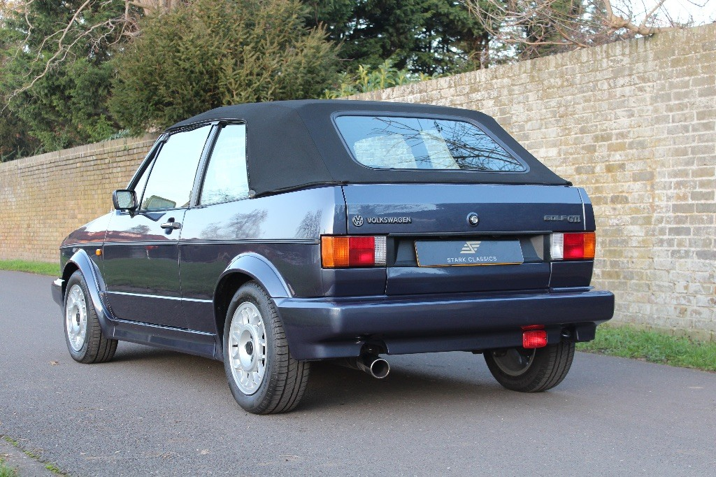 1990 Volkswagen Golf Gti Mk1 Clipper Now Sold Similar Required For Sale Classic Cars And Campers