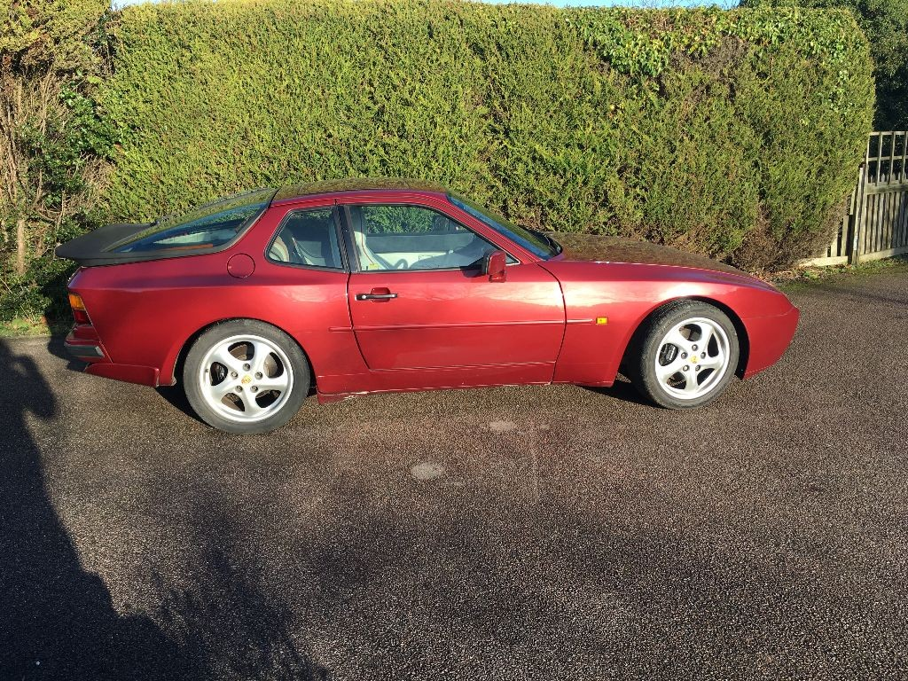 Porsche 944 S2 3litre For Sale Classic Cars And Campers