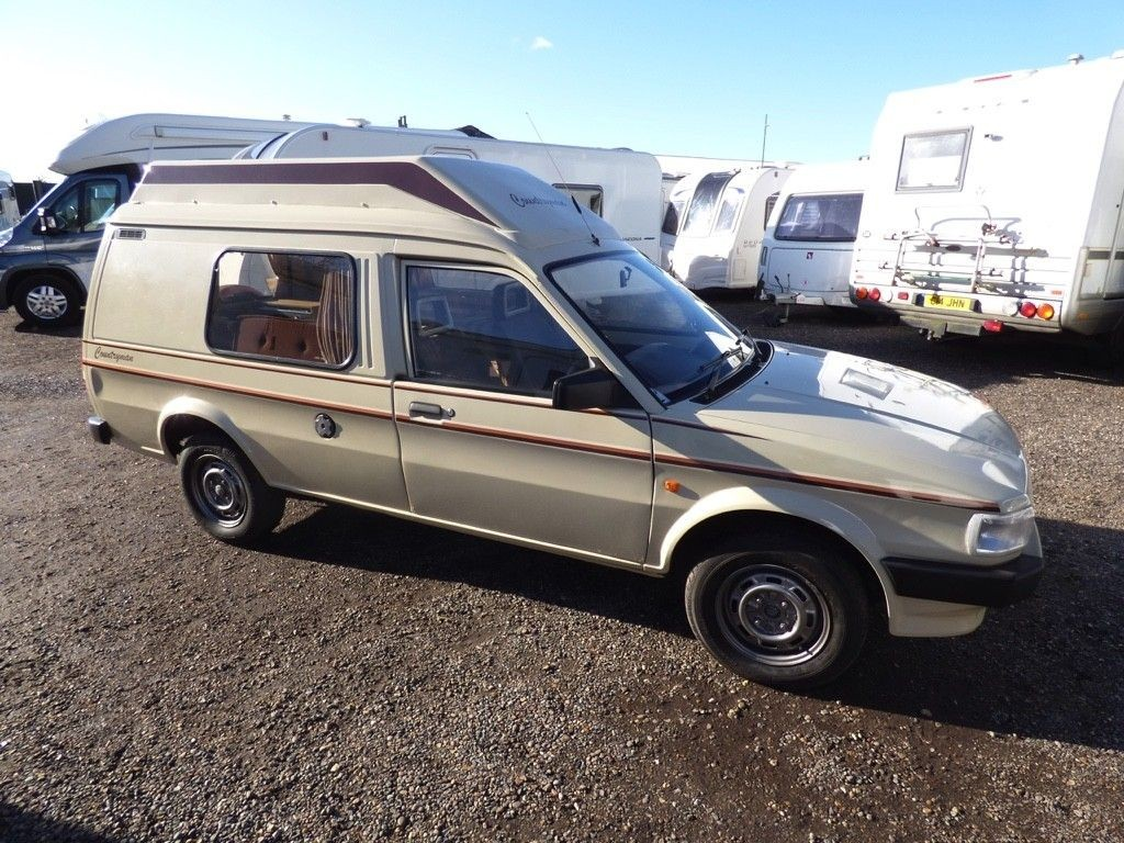 Austin Maestro Countryside Campervan 1986 For Sale   Classic
