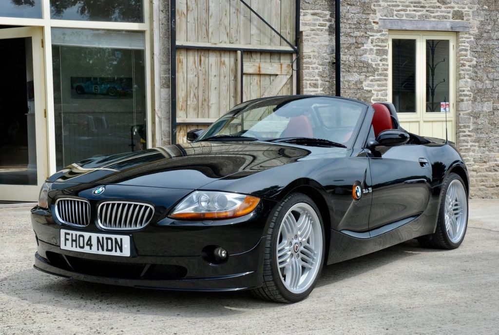 2004 Bmw Z4 Alpina 3 4s Lux For Sale Classic Cars And Campers