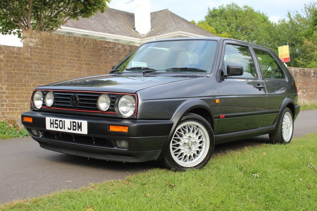 1991 Volkswagen Golf Gti Mk2 3dr Atlas Grey 2pr Owners Fsh Sold Similar Required For Sale Classic Cars And Campers